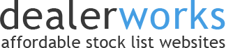 Dealerworks - Affordable Stock List Websites