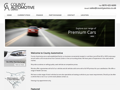 County Automotive Ltd