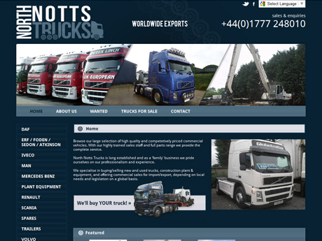 North Notts Trucks