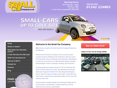 Small Car Company